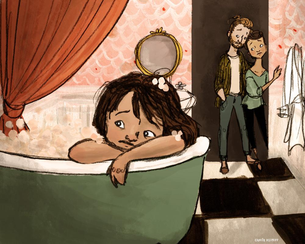 The final vignette illustration