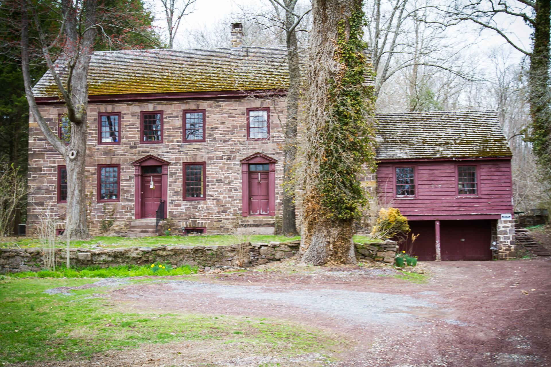 The Prall House - Stockton, NJ