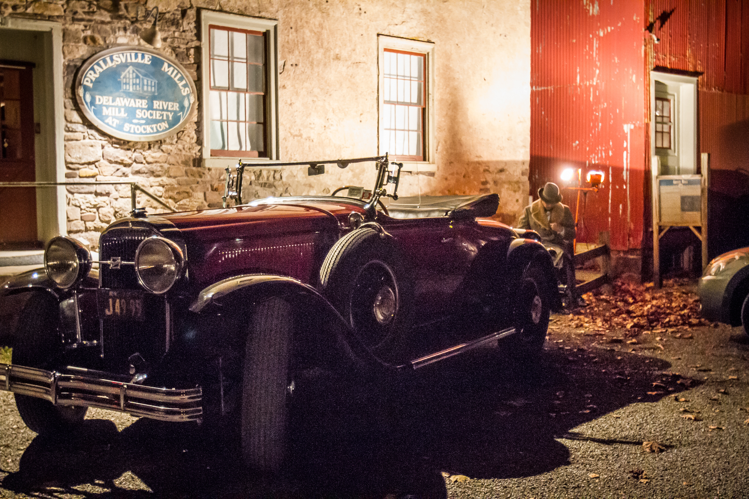 """Gatsby's gorgeous car lurched up the rocky drive ..."""