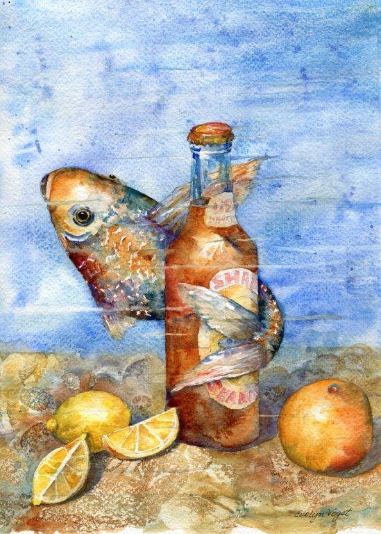 Shad Shandy by Evelyn Voget