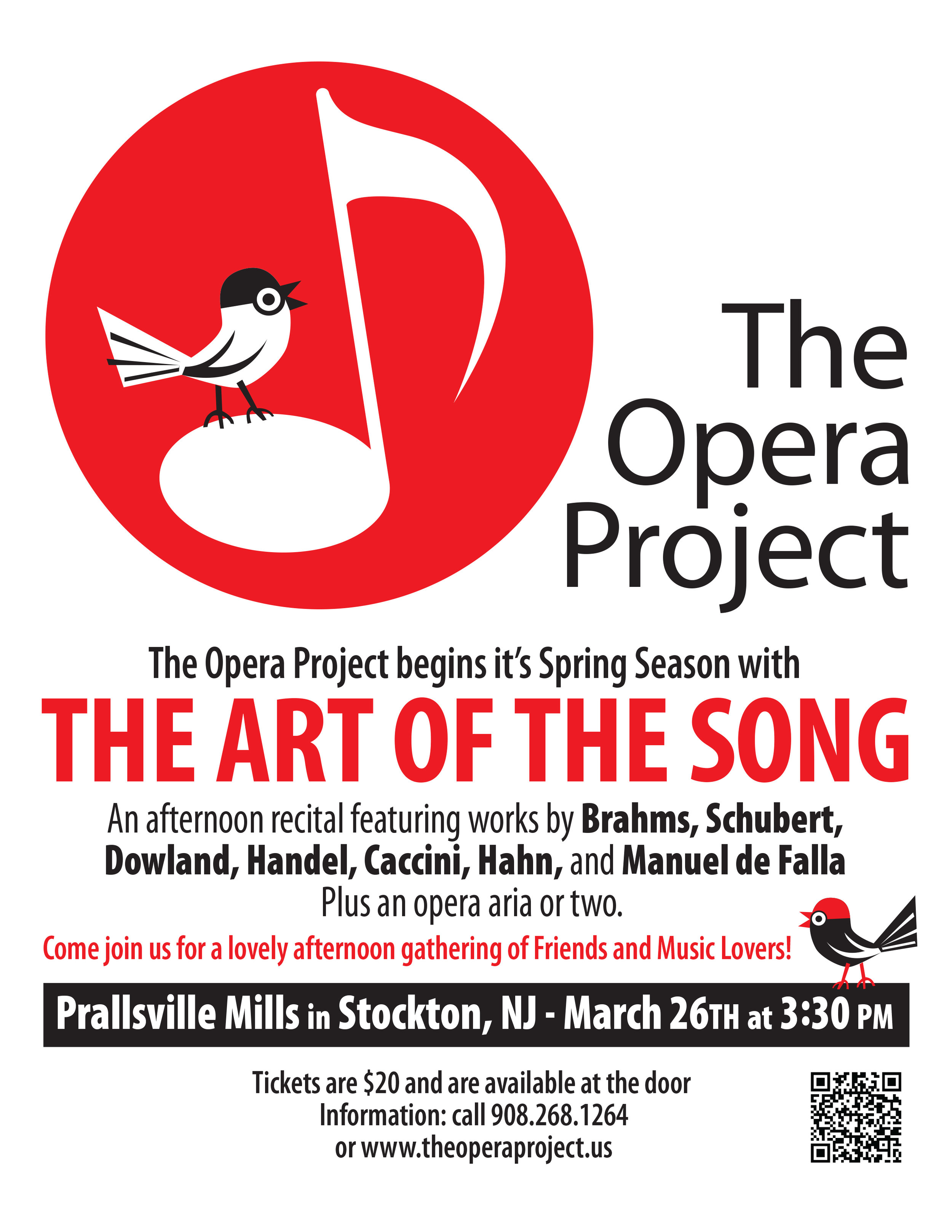 Opera Project Poster Sept25