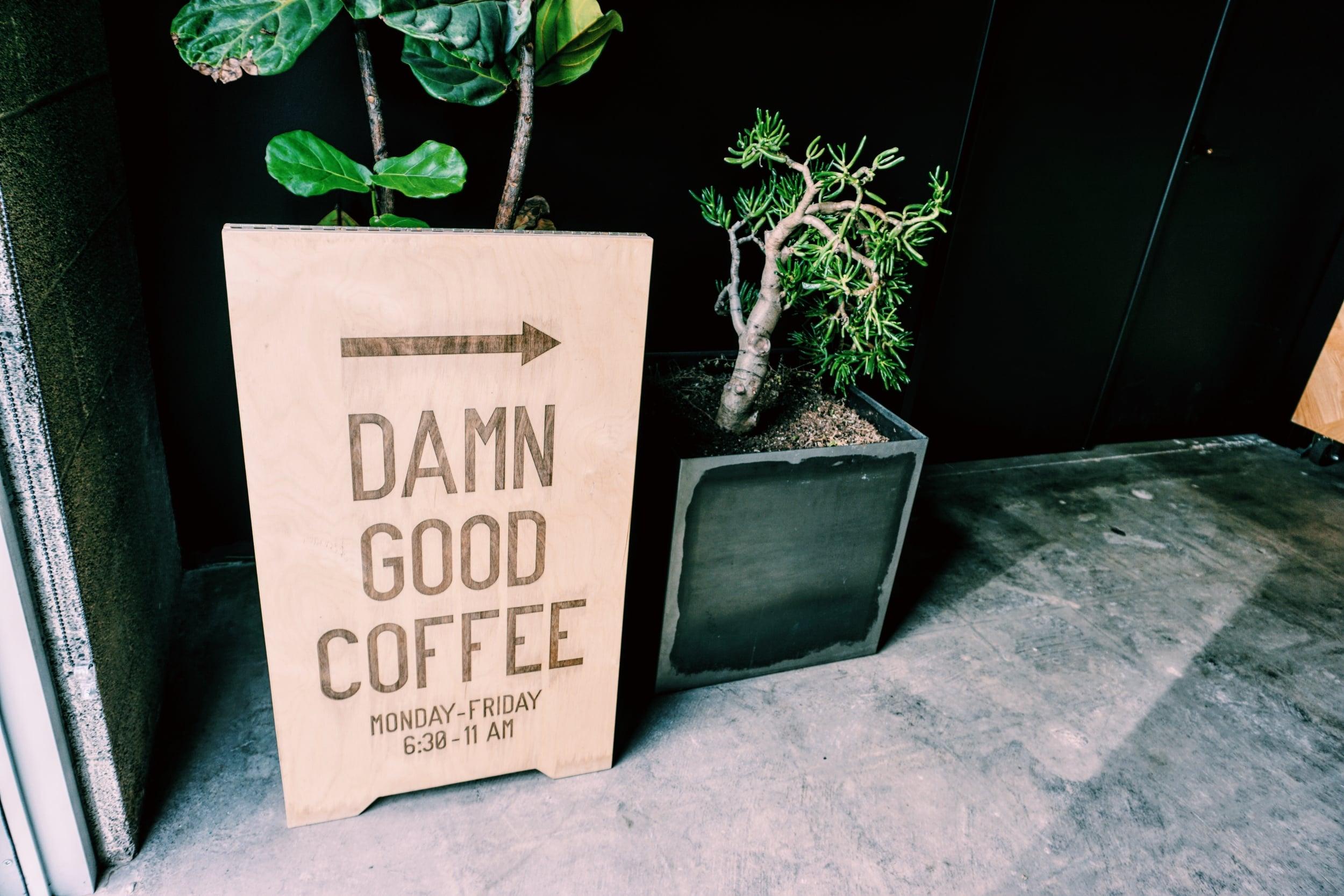 Coffee from Sweet Bloom Coffee