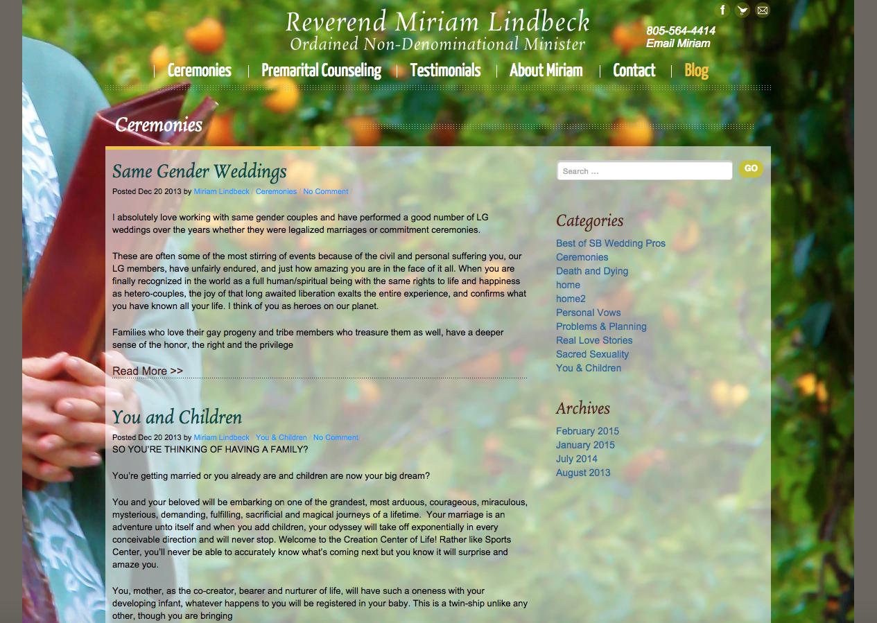 Website Needing a Redesign