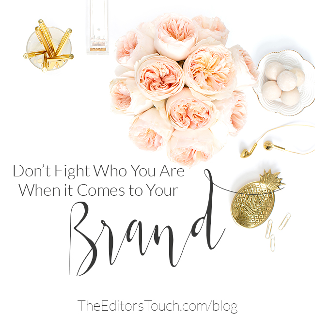 Personality and Business Brand | The Editor's Touch