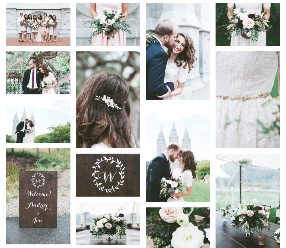 Photo Gallery Design Using Squarespace | The Editor's Touch