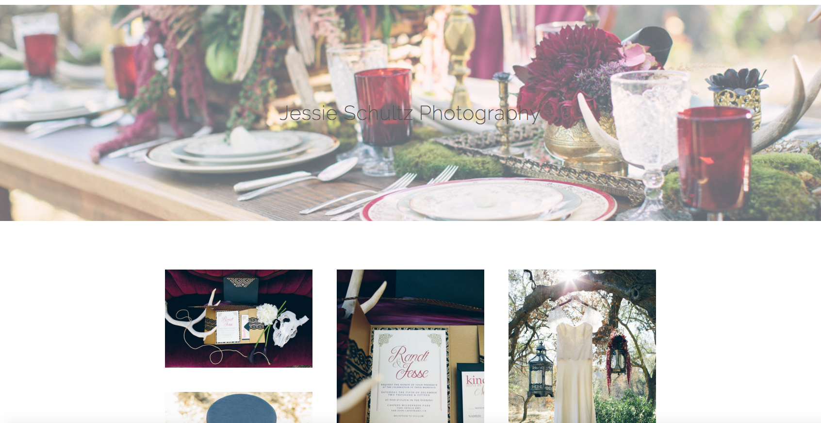 Party Pieces by Perry Website Design   The Editor's Touch