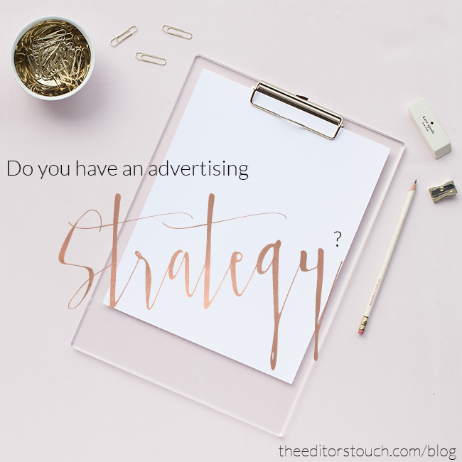 Wedding Professional Advertising Strategy | The Editor's Touch