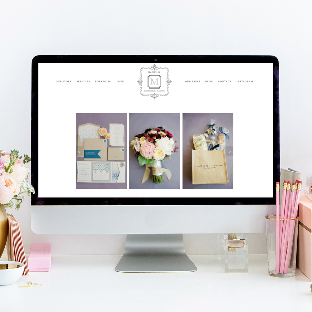 Website Design by Heather Sharpe of The Editor's Touch