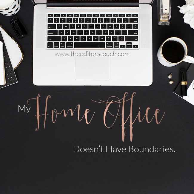 Creating Boundaries When You Work From Home