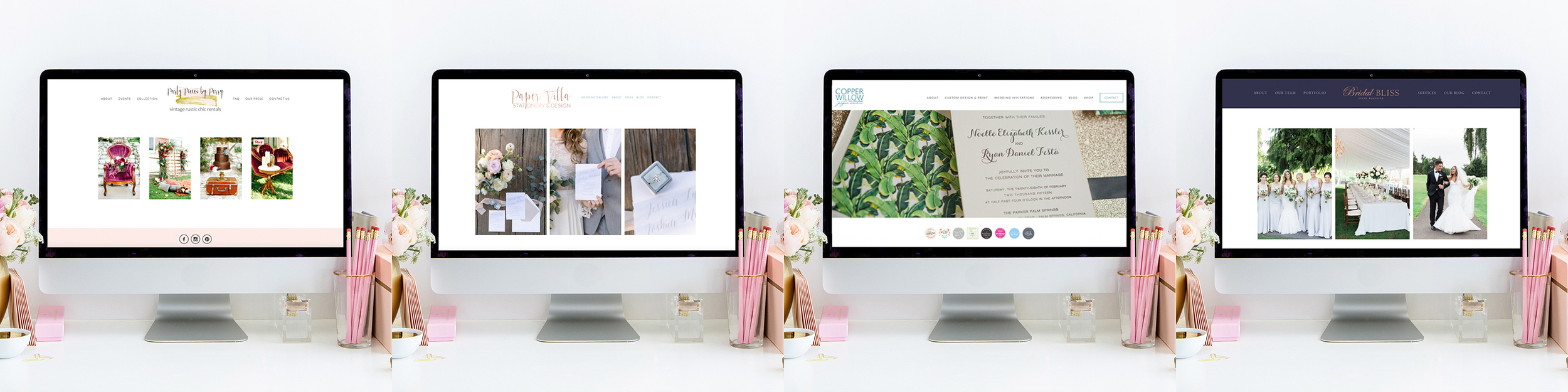 The Editor's Touch   Squarespace Website Designer