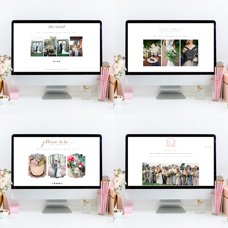 Squarespace Website Design by The Editor's Touch
