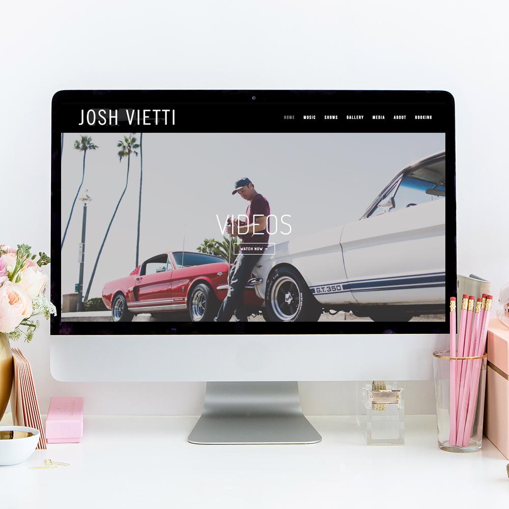 theeditorstouch.com | Josh Vietti Website Designer | The Editor's Touch | Squarespace Web Design
