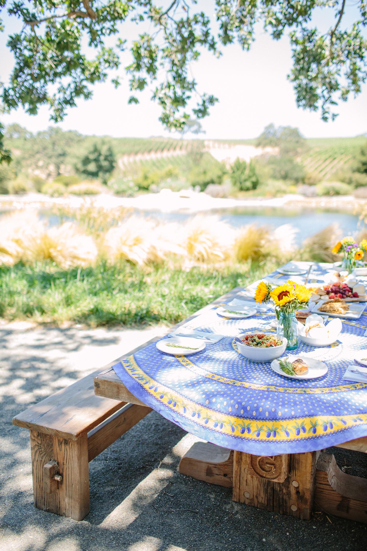 Wine Touring in Santa Ynez Valley | Coastal Concierge | Grassini Vineyard | Hilliard Bruce Vineyard | The Editor's Touch | Santa Barbara Trip Planning | I Heart My Groom Photography