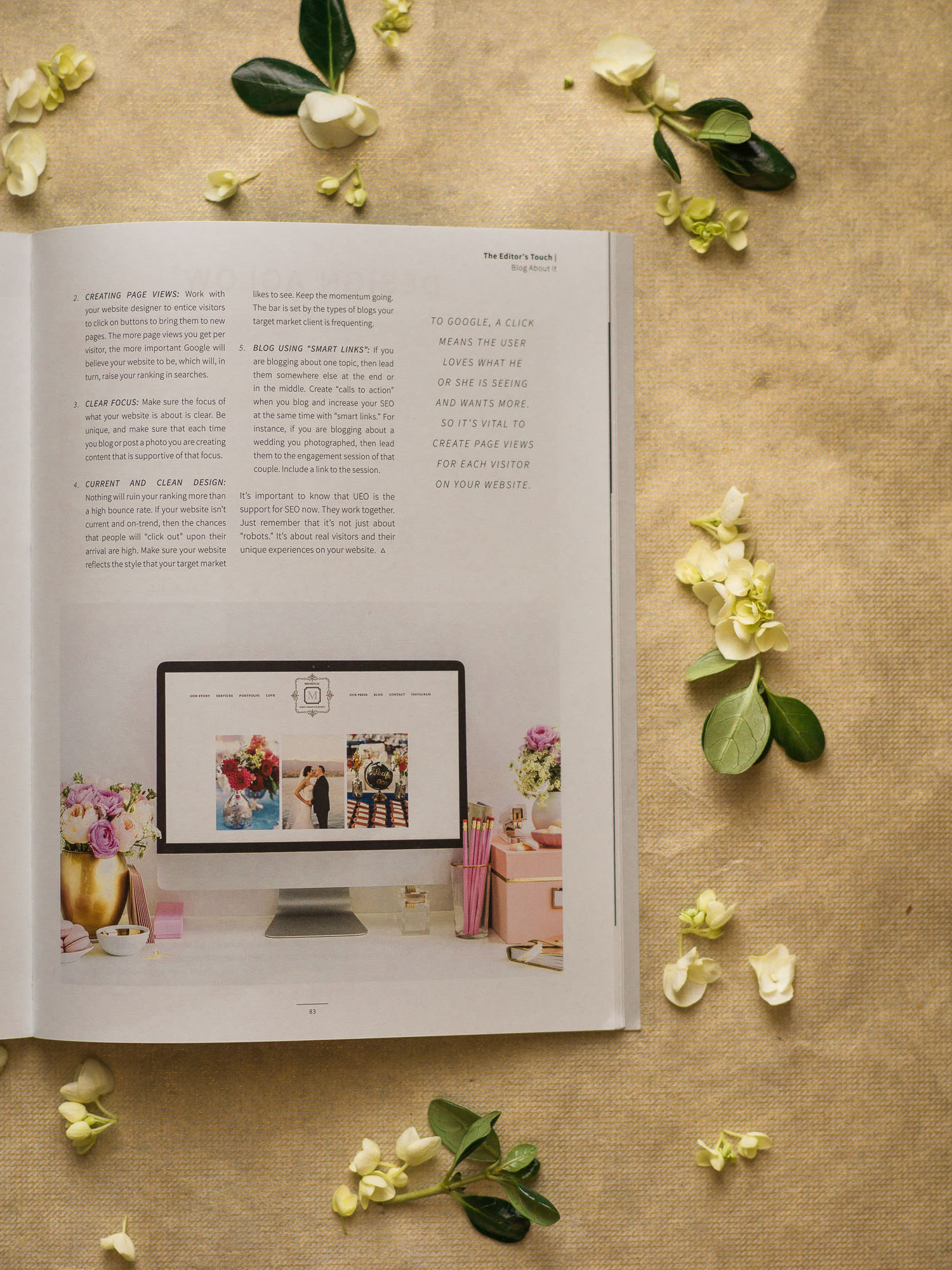 theeditorstouch.com | Wedding Industry Expert | Featured in AGLOW Magazine | Heather Sharpe of The Editor's Touch