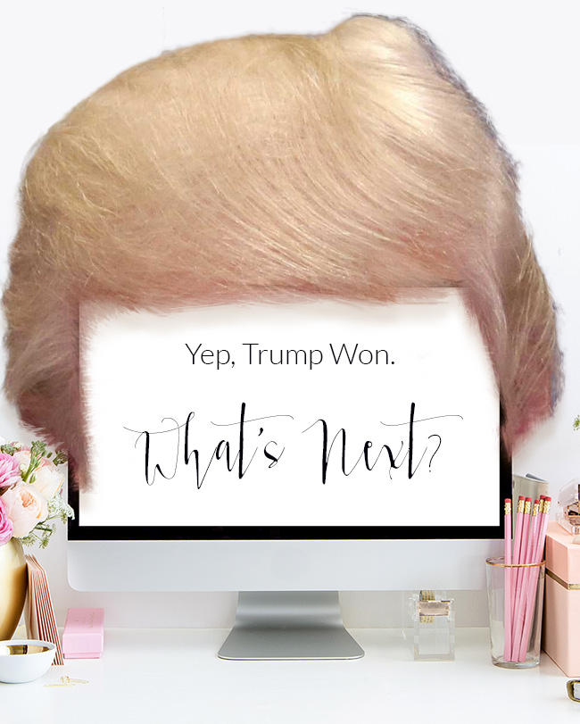 What Does Donald Trump's Win Mean For Us?