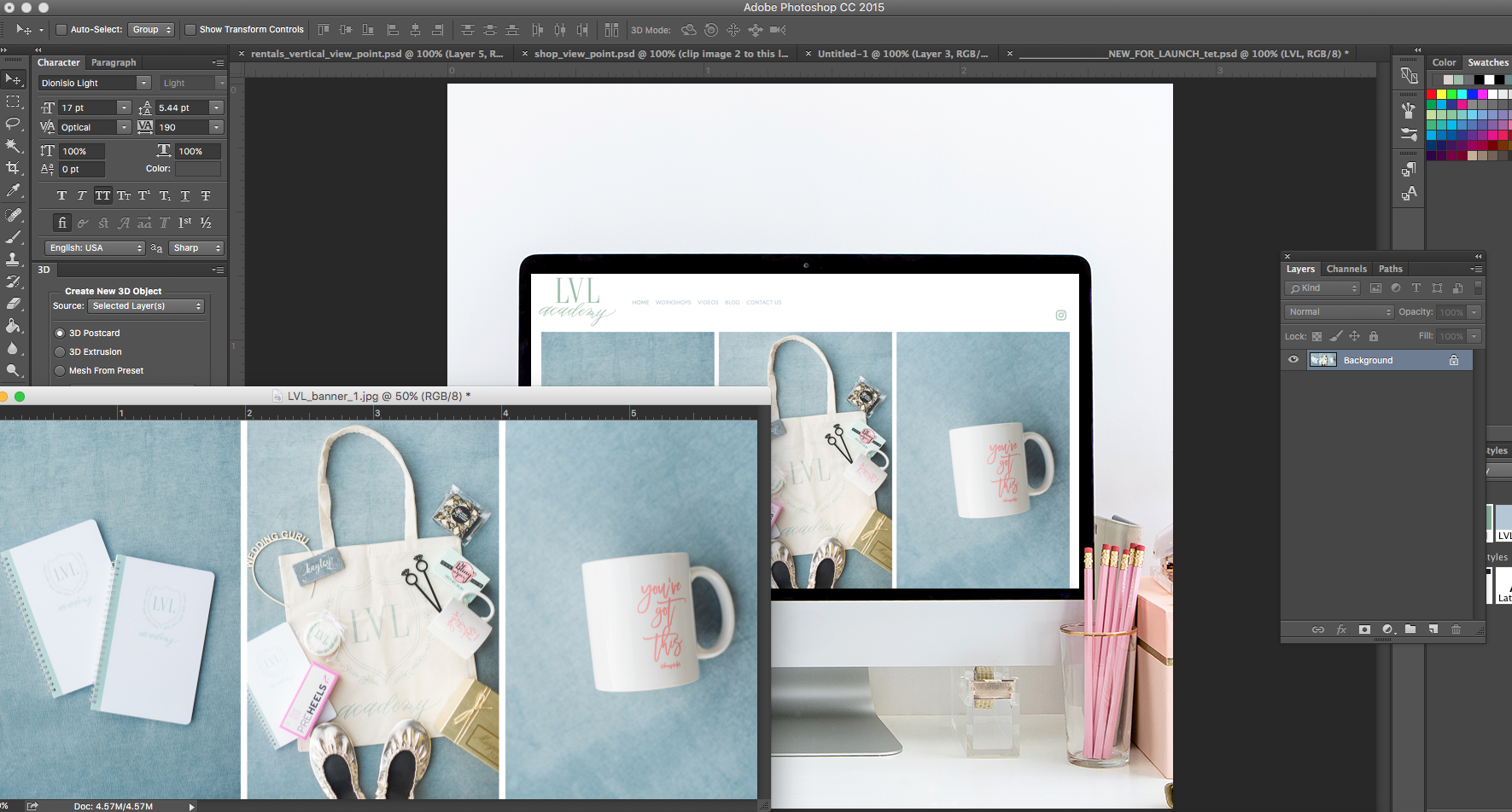 Why Creative Business Owners Should Learn Photoshop | The Editor's Touch