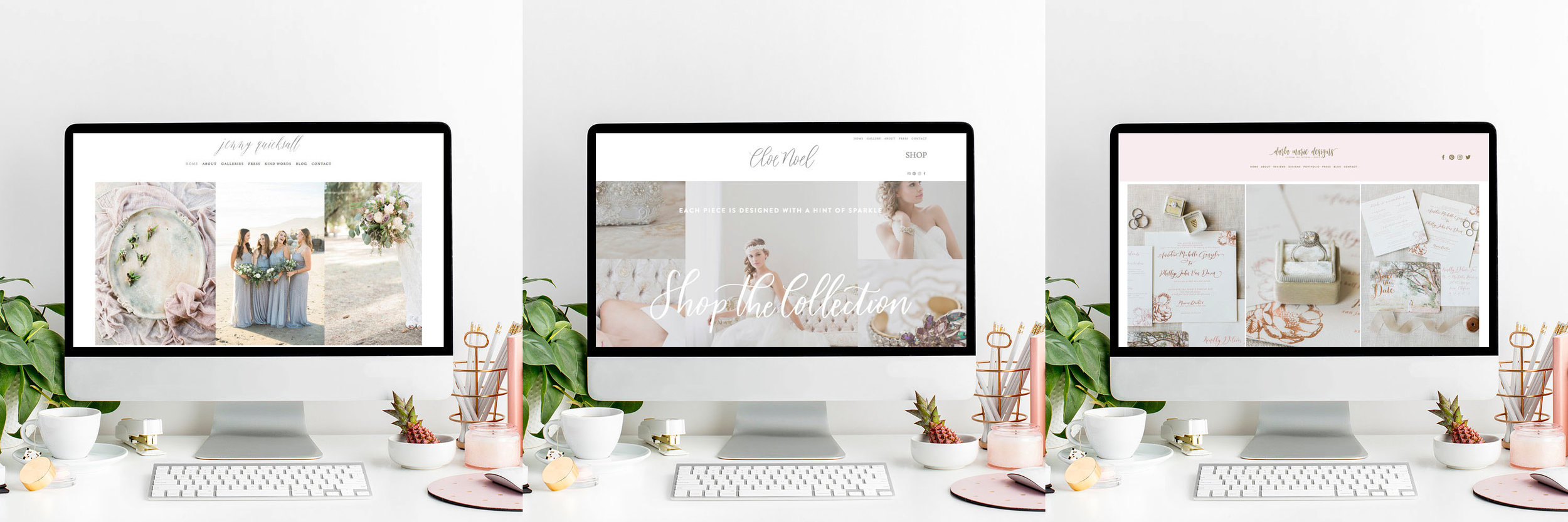 Website Designer for Wedding Professionals and Creatives | The Editor's Touch