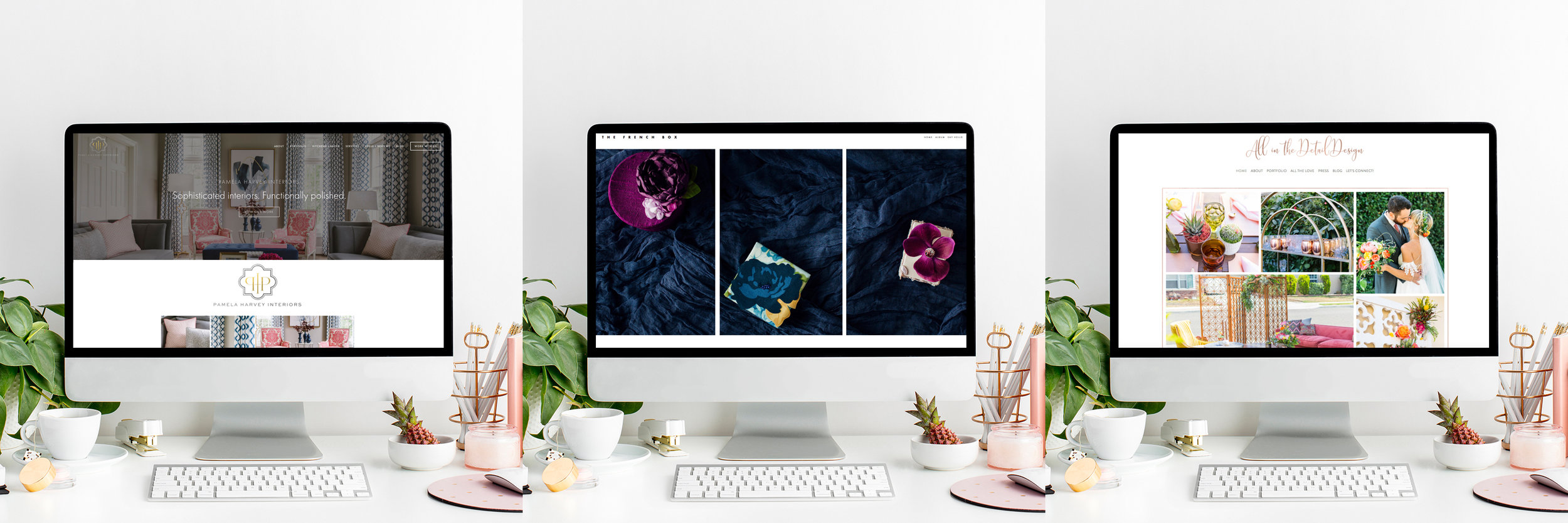 The Editor's Touch | Web Design for Business Owners