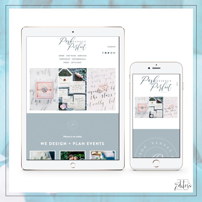Mobile Beautiful Website Design