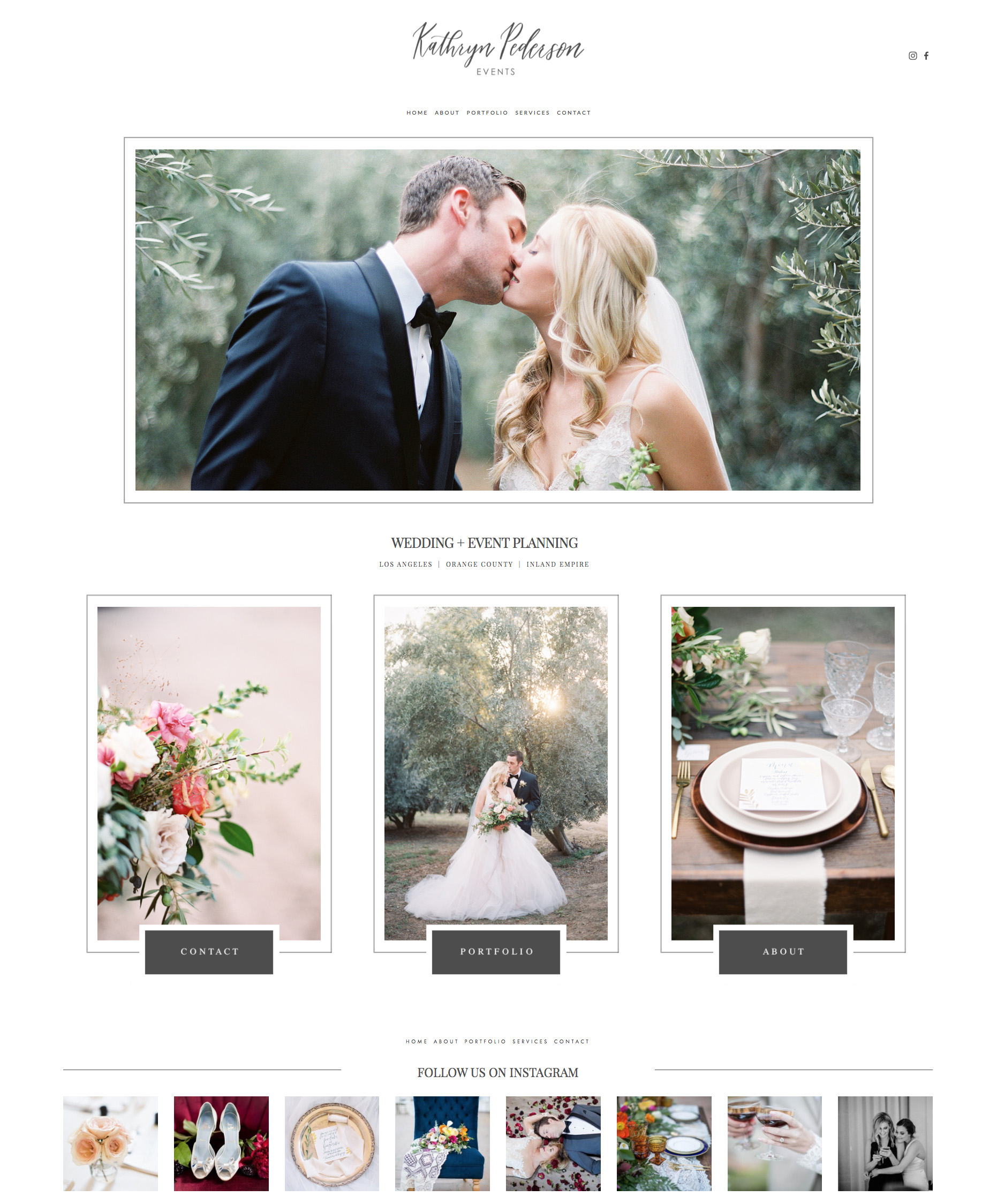 Squarespace Website Designer for Wedding Professionals and Creatives | The Editor's Touch