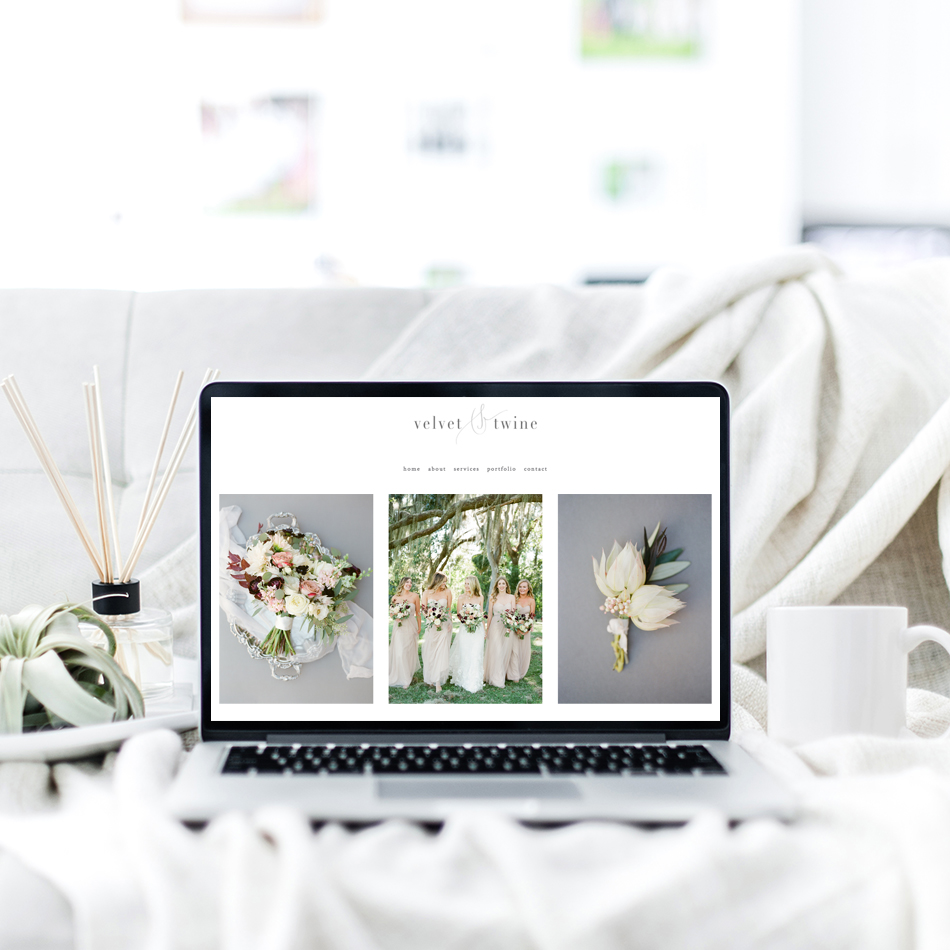 Website Designer for Squarespace | Business Blog for Wedding Professionals and Creatives | The Editor's Touch