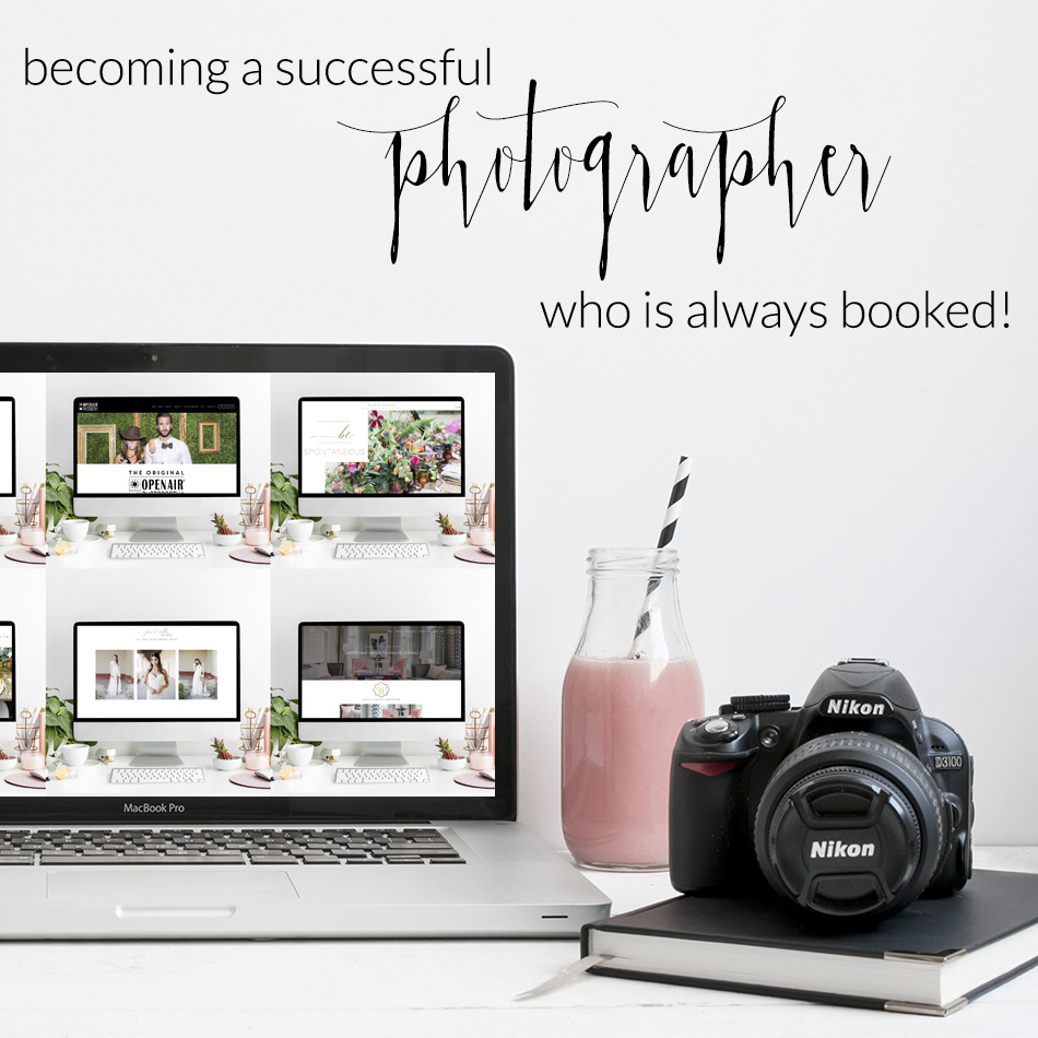Becoming A Successful Wedding Photographer Who Is Always Booked | The Editor's Touch
