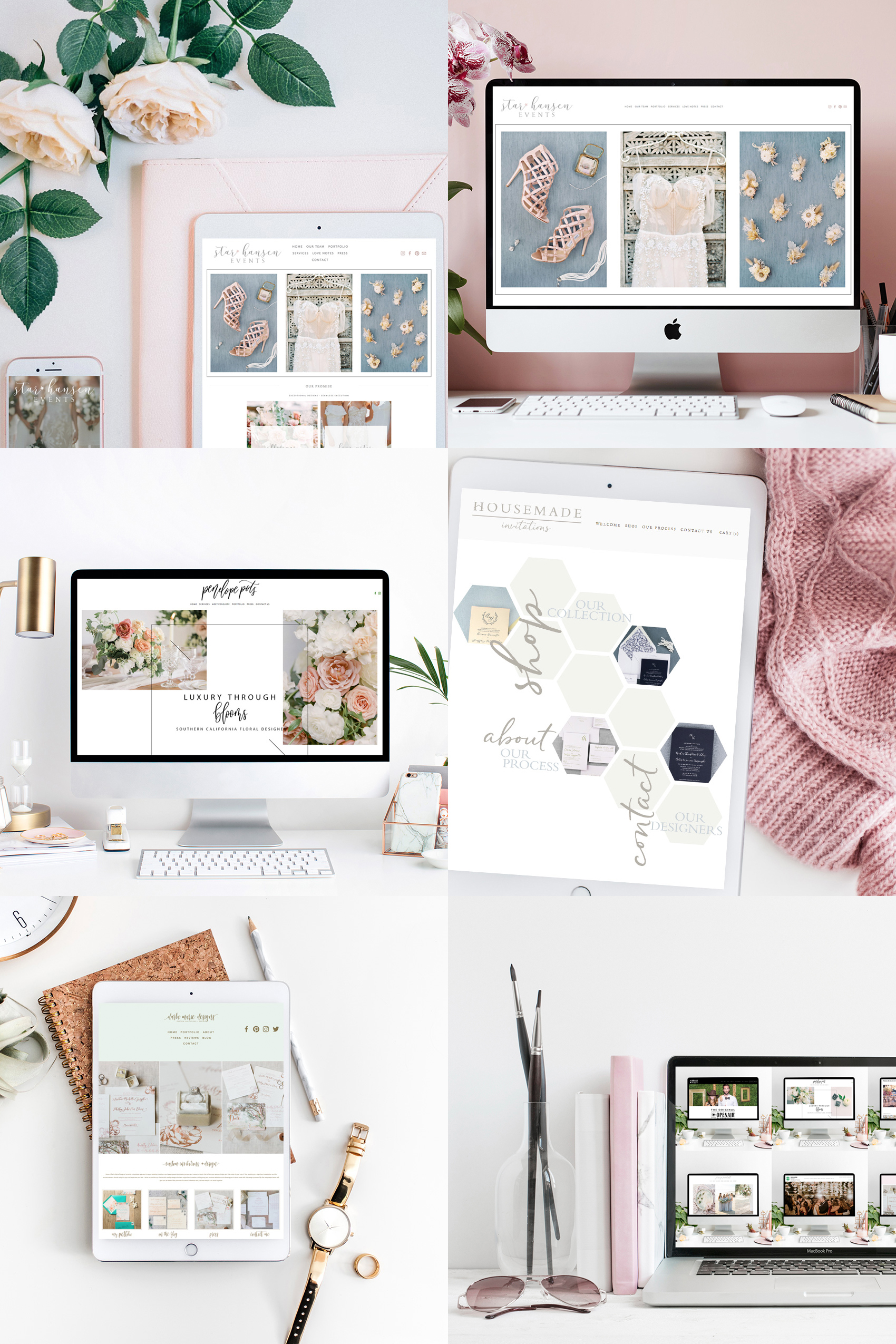 theeditorstouch.com | The Editor's Touch Squarespace Website Designer for Wedding Industry Professionals and Creatives | Business Blog
