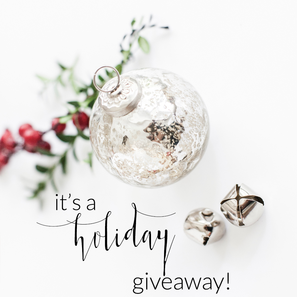 Holiday Giveaway | Brand Camp and The Editor's Touch