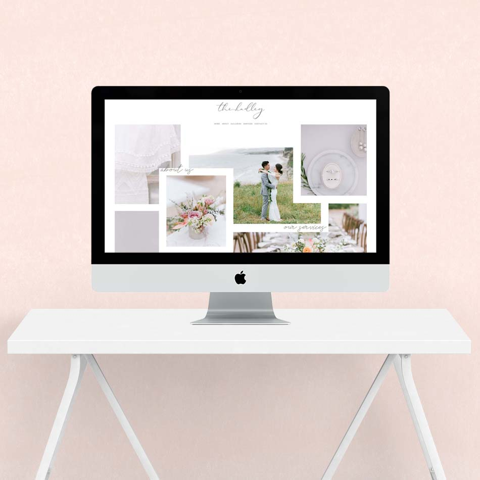 The Editor's Touch Website Designer for Squarespace | Custom Web Templates