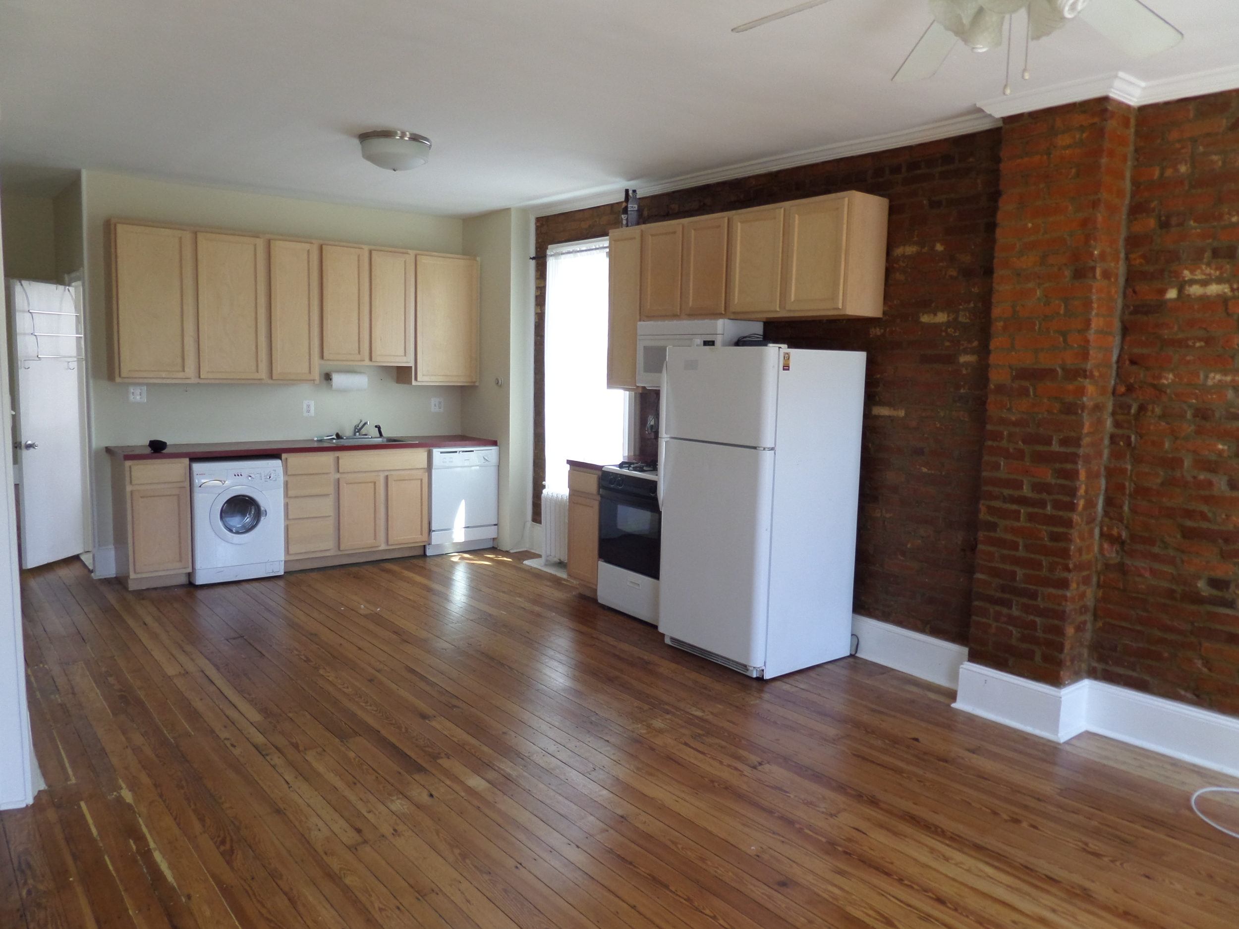 Ridge ave kitchen and floors.JPG