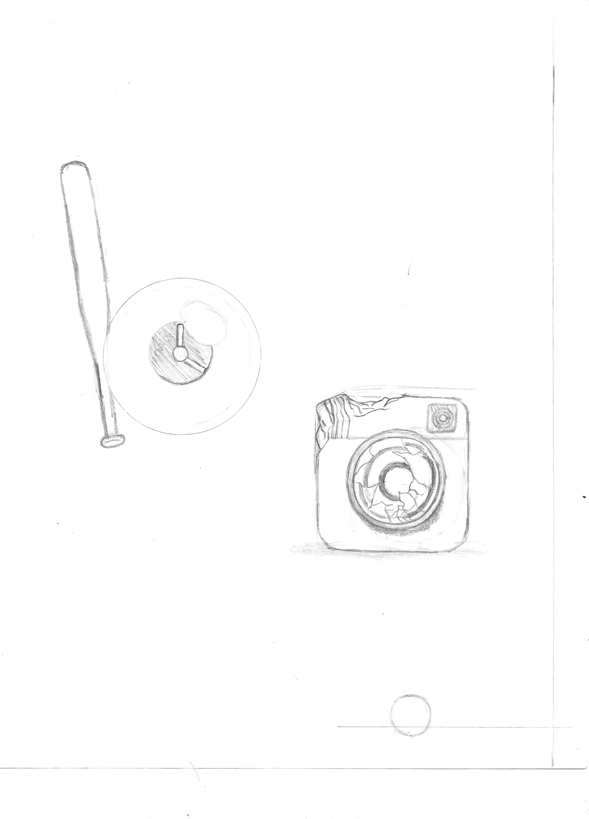 [ Initial Sketch ]