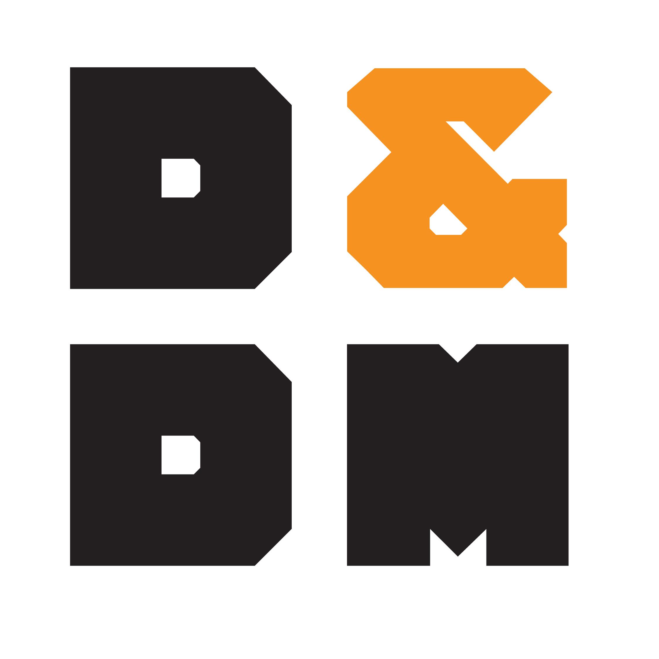 D&DM Logo –Concept 03