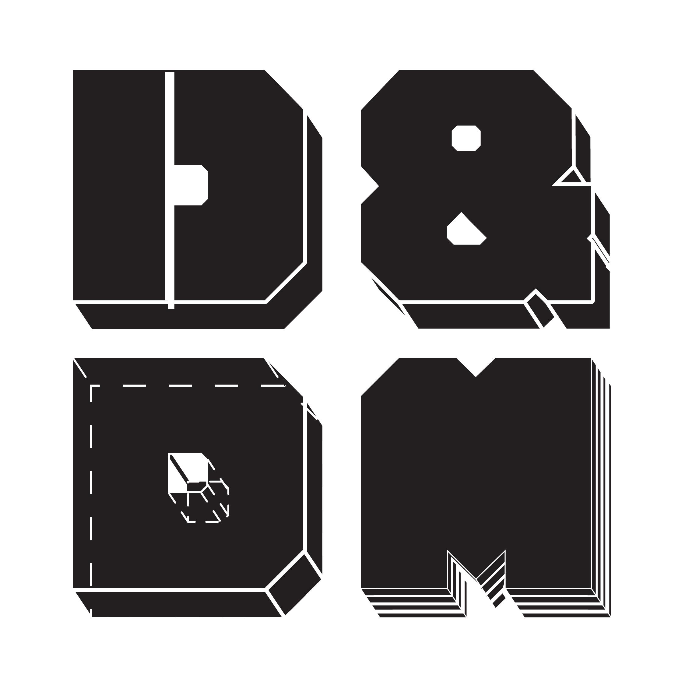 D&DM Logo –Concept 02b