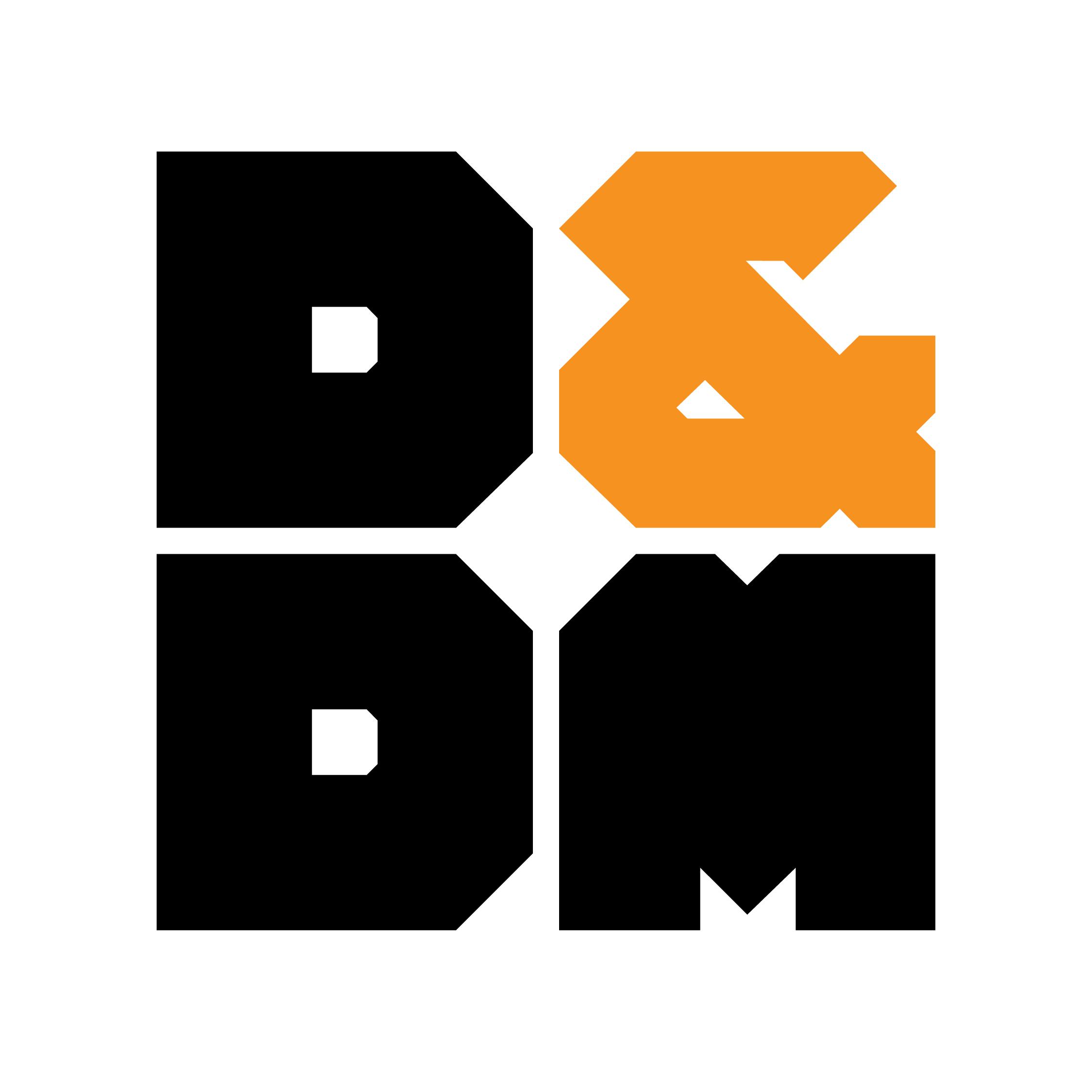 D&DM Logo –Final Concept