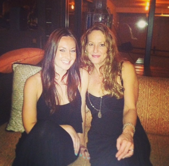 My beautiful step mother Lisa and I enjoying ourselves on the last trip we ever took together in Maui.I miss you.