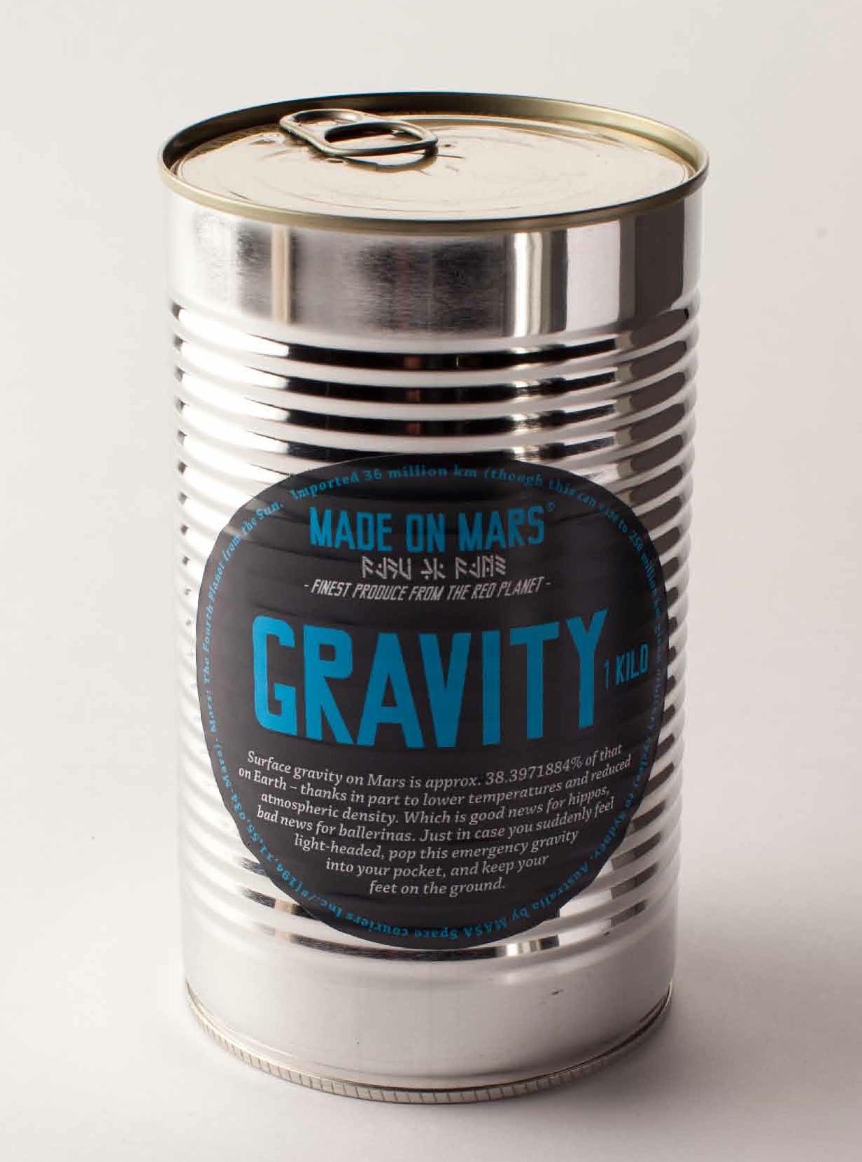 Gravity - image