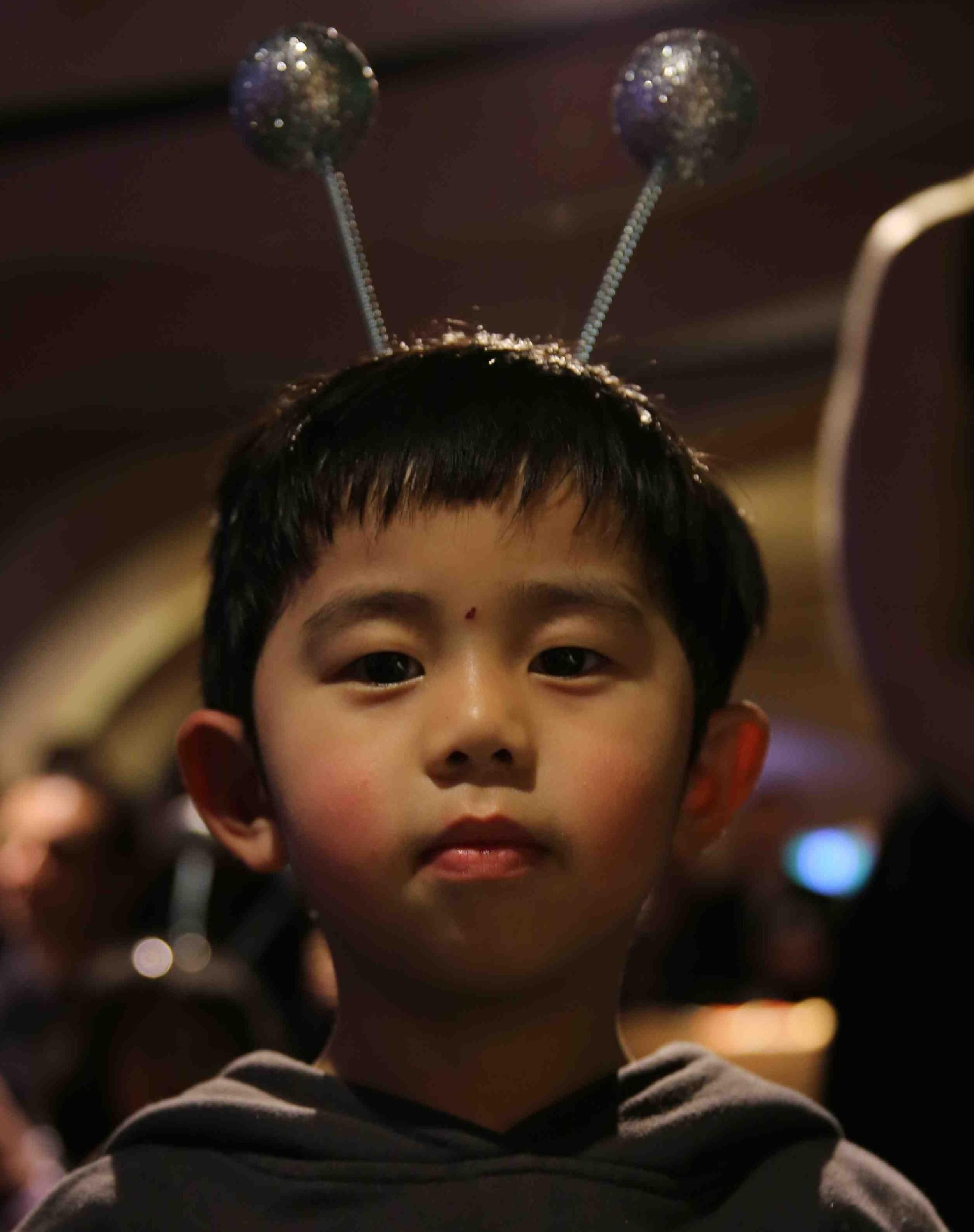 Boy in antennae small