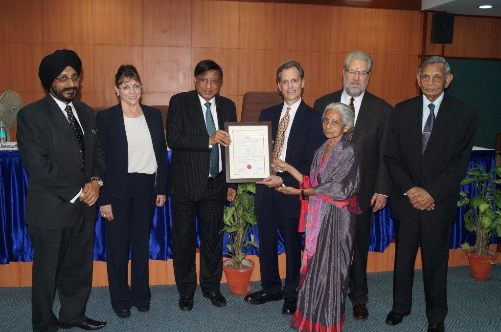 Amity University     Honorary Professorship Award     View Post