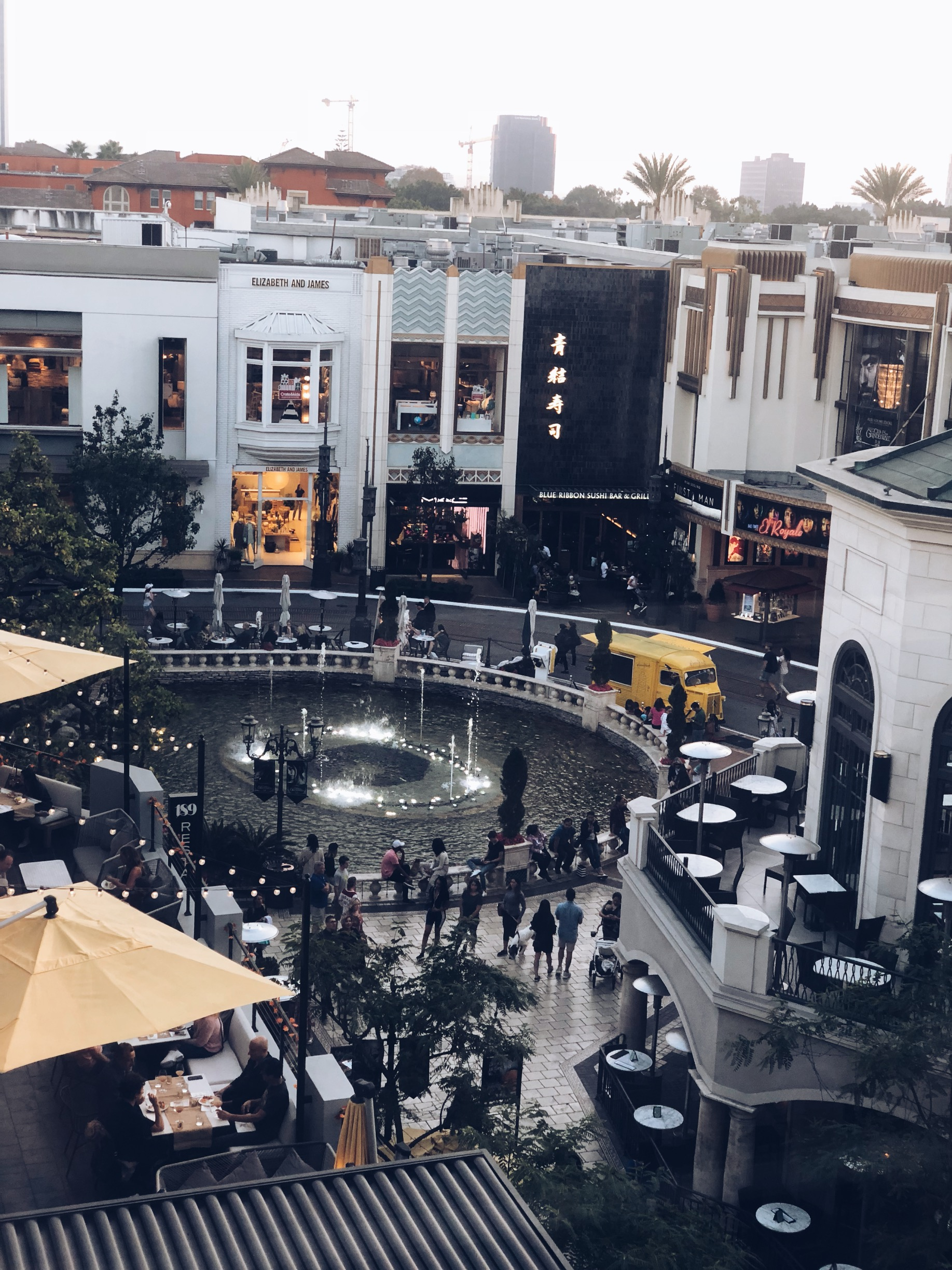View at The Grove