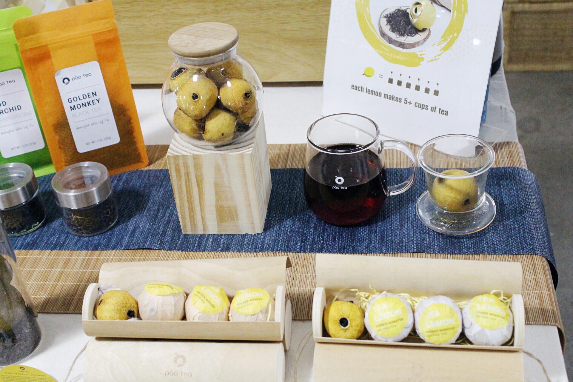Artisan tea by  Pao Tea