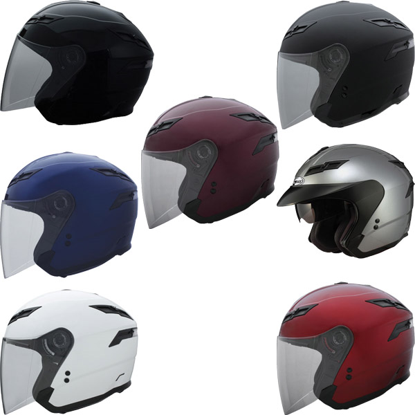 At Shore Cycles, we have an assortment of GMAX and Speed & Strength helmets