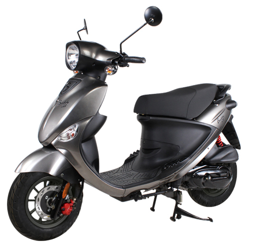 Genuine Buddy 125 scooter for sale