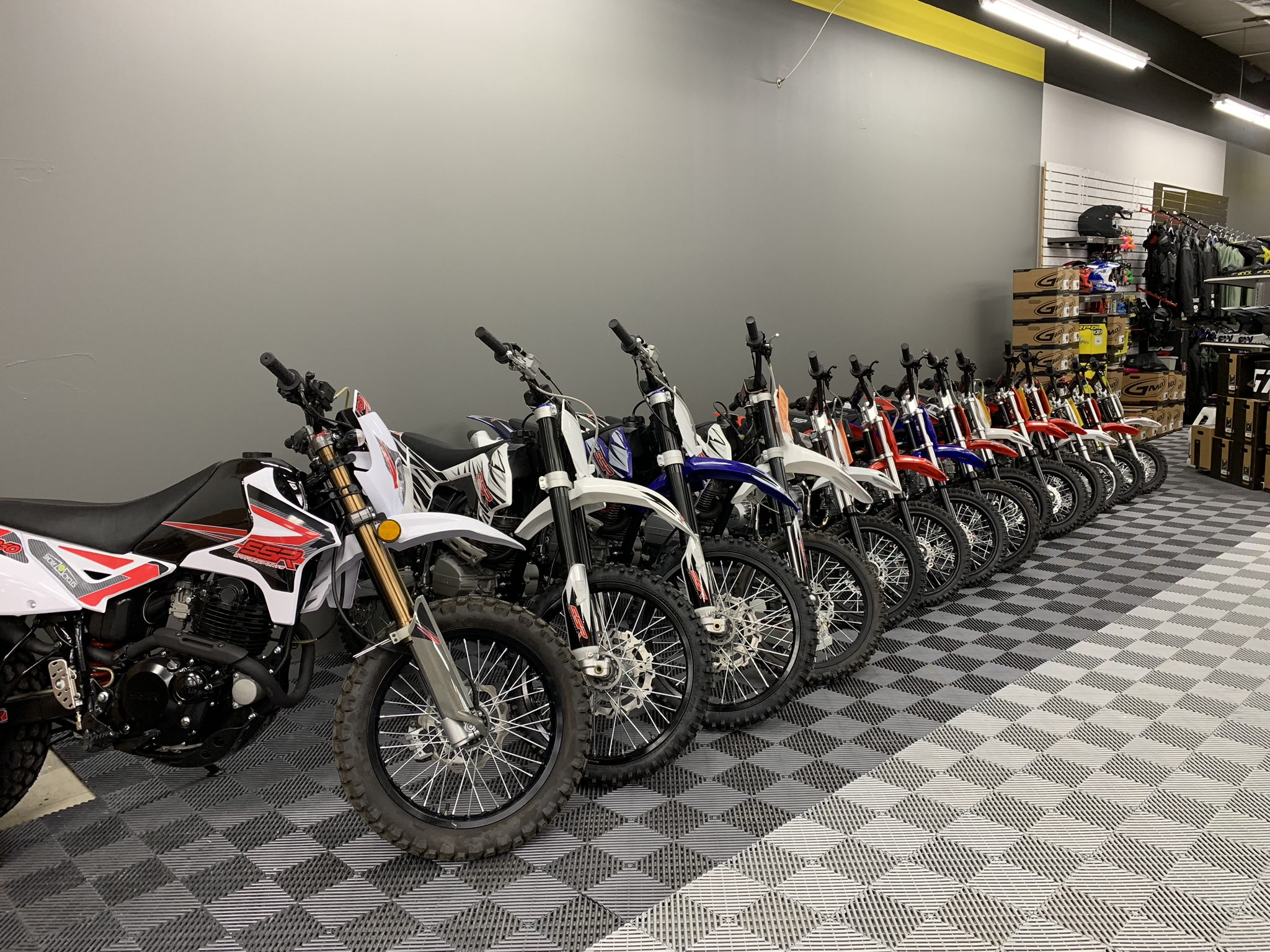 SSR dirt bikes for sale maryland eastern shore salisbury md delaware