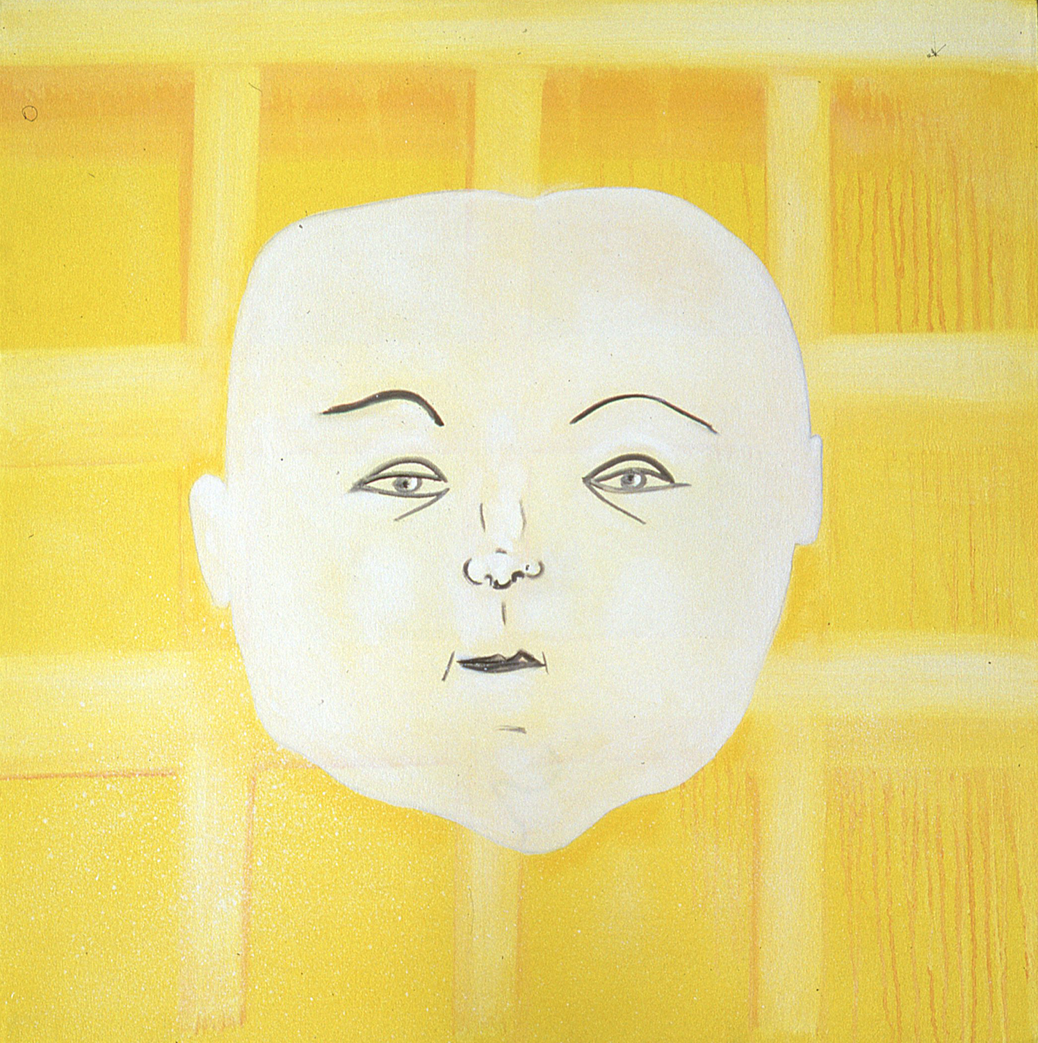 Yellow Young 30x30 2001.jpg