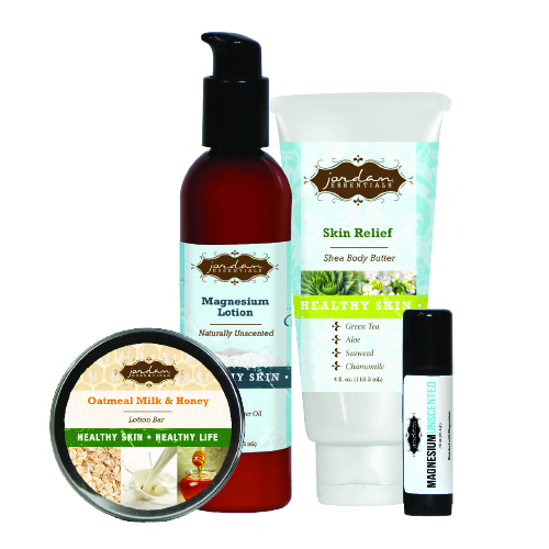 Core 4, Core 4 family system, magnesium lotion, lotion bar, skin releif, lavender essential oil