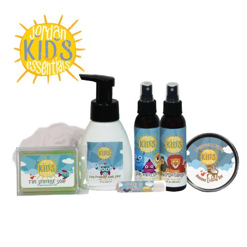 jordan essentials kids