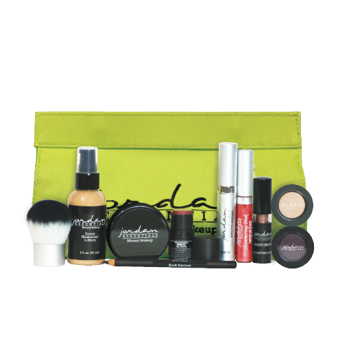 everyday mineral makeup system