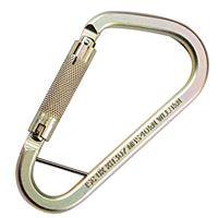 Add a Carabiner Clip to find your keys.
