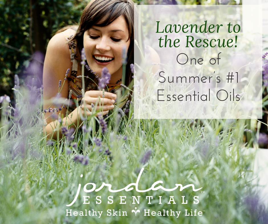 ENJOY THE HEALTHY BENEFITS OF LAVENDER FOR YOUR FAMILY THIS SUMMER.