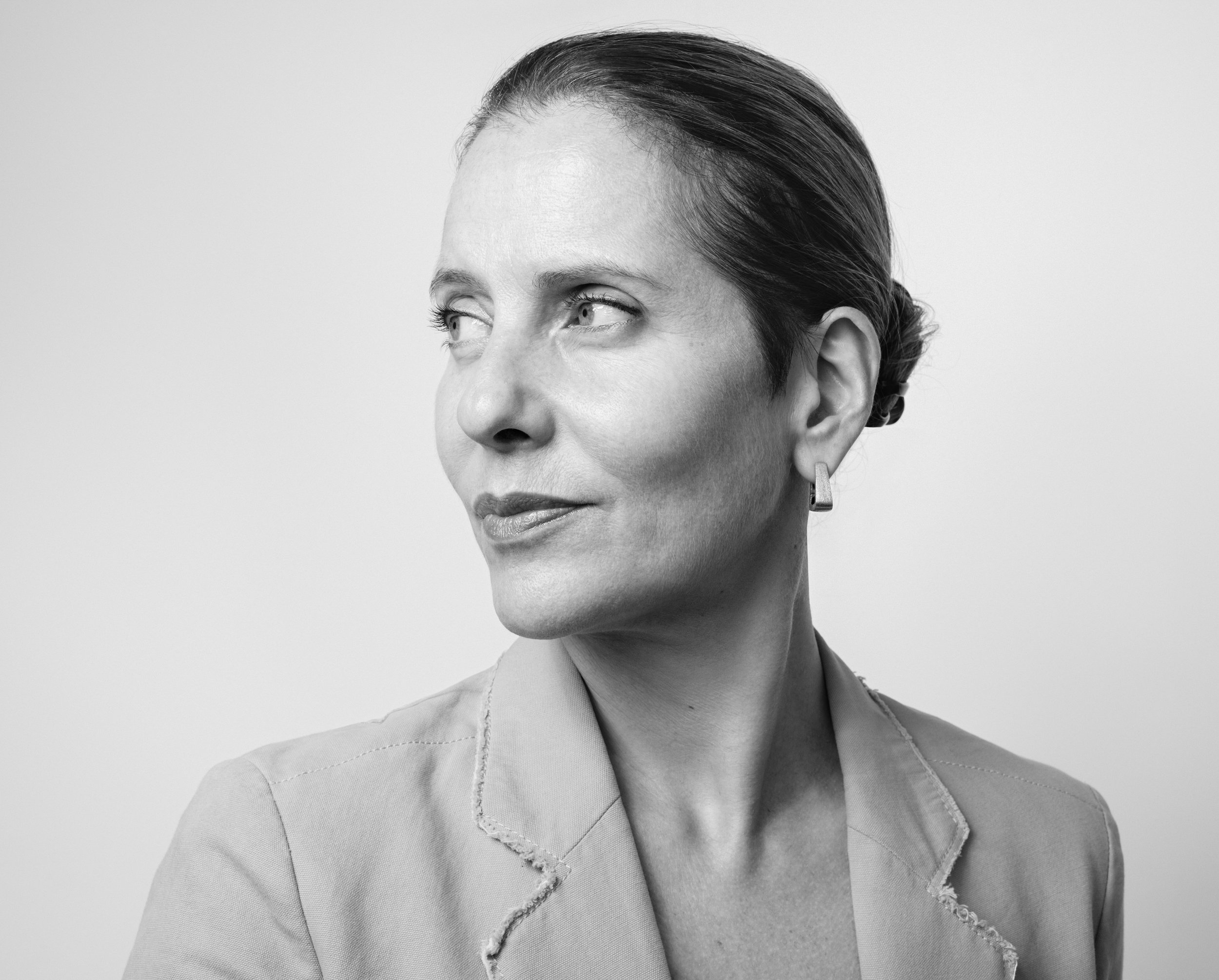 """Paola Antonelli - Paola Antonelli is senior curator in the department of architecture and design of the Museum of Modern Art, where she has worked since 1994. She is the recipient of a Master's degree in Architecture from the Polytechnic of Milan in 1990. She is a Senior Fellow with the Royal College of Art, and received an Honorary Doctorate in Design from Kingston University, and from the Art Center College of Design. She also earned the """"Design Mind"""" Smithsonian Institution's National Design Award in October 2006, and in 2007 she was named one of the 25 most incisive design visionaries by Time Magazine."""
